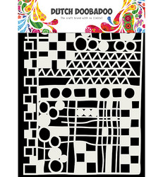 Dutch DooBaDoo Geo Mix -sapluuna