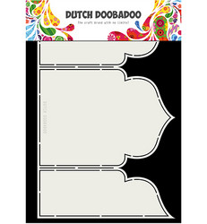 Dutch Doobadoo Arabesque -sapluuna