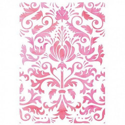 Dawn Bibby sapluuna Summer Damask