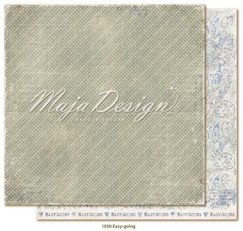 Maja Design Denim & Girls skräppipaperi Easy-going