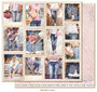 Maja Design Denim & Girls skräppipaperi Snapshots - Girls in Jeans