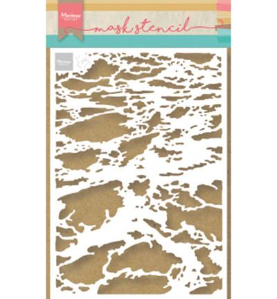 Marianne Design sapluuna Tiny's Ocean