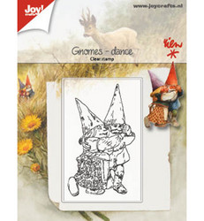 Joy! crafts Gnomes Dance -leimasin