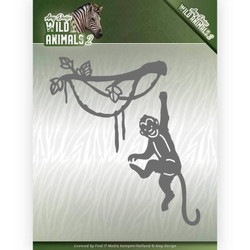 Amy Design Wild Animals 2 stanssisetti Spider Monkey