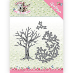 Amy Design Spring Is Here stanssisetti Spring Tree