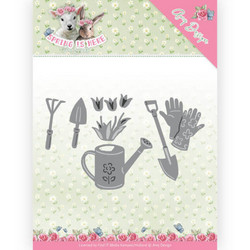 Amy Design Spring Is Here stanssisetti Garden Tools