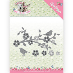 Amy Design Spring Is Here stanssisetti Blossom Branch