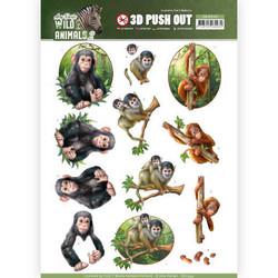 Amy Design Wild Animals 2 3D-kuvat Wild Animals