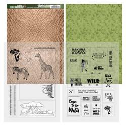 Amy Design Wild Animals 2 paperipakkaus