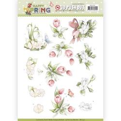 Precious Marieke Happy Spring 3D-kuvat Happy Spring Flowers