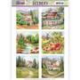 Amy Design Spring Landscapes korttikuvat Spring Landscapes 2