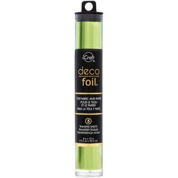 Deco Foil -folio, sävy Lime
