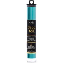 Deco Foil -folio, sävy Turquoise