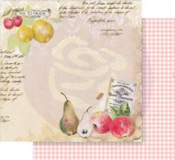 Prima Fruit Paradise -skräppipaperi Sweet and Citrus