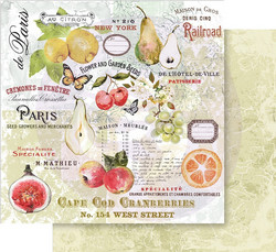 Prima Fruit Paradise -skräppipaperi The Special