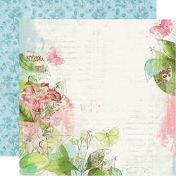 Simple Stories Simple Vintage Botanicals skräppipaperi Shine Bright