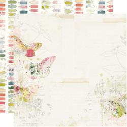 Simple Stories Simple Vintage Botanicals skräppipaperi Everday Bliss