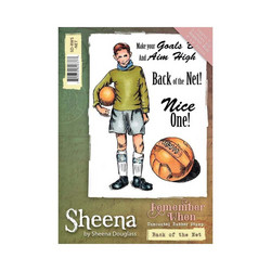 Sheena Douglass Remember When kumileimasin Back of the Net