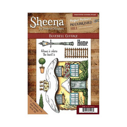 Sheena Douglass Mockingbird Hill kumileimasin Bluebell Cottage