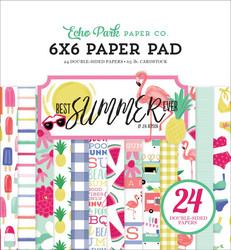 Echo Park Best Summer Ever -paperipakkaus