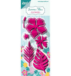 Joy! Crafts stanssisetti Summer Vibes Flower
