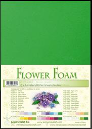 Leane Creatief Flower Foam -softislevy kukkien tekoon, grass green