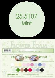 Leane Creatief Flower Foam -softislevy kukkien tekoon, mint