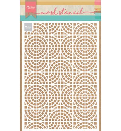 Marianne Design sapluuna Mosaic Tiles