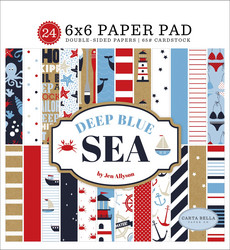 Carta Bella Deep Blue Sea -paperipakkaus
