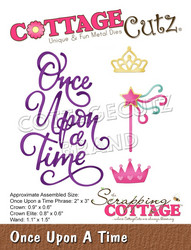 CottageCutz stanssi Once Upon A Time