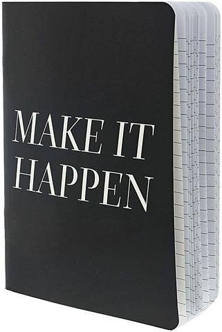 Teresa Collins Designer Notebook -muistivihko Make It Happen