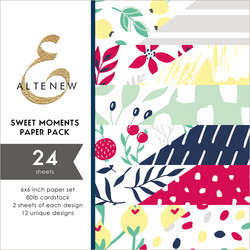 Altenew paperipakkaus Sweet Moments