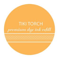 Catherine Pooler Premium Dye Ink -täyttöpullo, sävy Tiki Torch