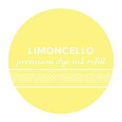 Catherine Pooler Premium Dye Ink -täyttöpullo, sävy Limoncello