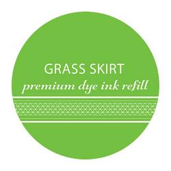 Catherine Pooler Premium Dye Ink -täyttöpullo, sävy Grass Skirt