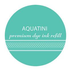 Catherine Pooler Premium Dye Ink -täyttöpullo, sävy Aquatini