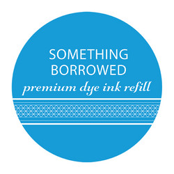Catherine Pooler Premium Dye Ink -täyttöpullo, sävy Something Borrowed