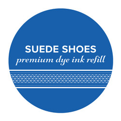 Catherine Pooler Premium Dye Ink -täyttöpullo, sävy Suede Shoes