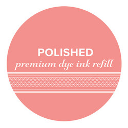 Catherine Pooler Premium Dye Ink -täyttöpullo, sävy Polished