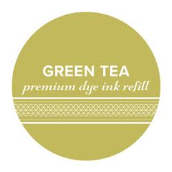Catherine Pooler Premium Dye Ink -täyttöpullo, sävy Green Tea