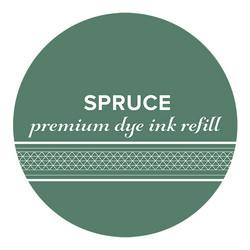 Catherine Pooler Premium Dye Ink -täyttöpullo, sävy Spruce