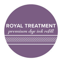 Catherine Pooler Premium Dye Ink -täyttöpullo, sävy Royal Treatment