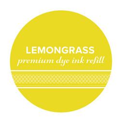 Catherine Pooler Premium Dye Ink -täyttöpullo, sävy Lemongrass