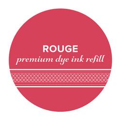 Catherine Pooler Premium Dye Ink -täyttöpullo, sävy Rouge