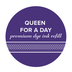 Catherine Pooler Premium Dye Ink -täyttöpullo, sävy Queen For A Day