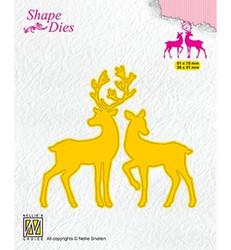 Nellie's Choice stanssisetti Deer