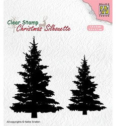 Nellie's Choice leimasinsetti Fir Trees