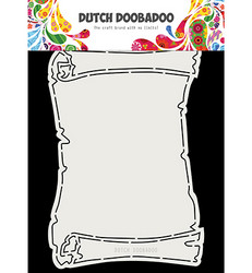 Dutch DooBaDoo Treasure Map -sapluuna