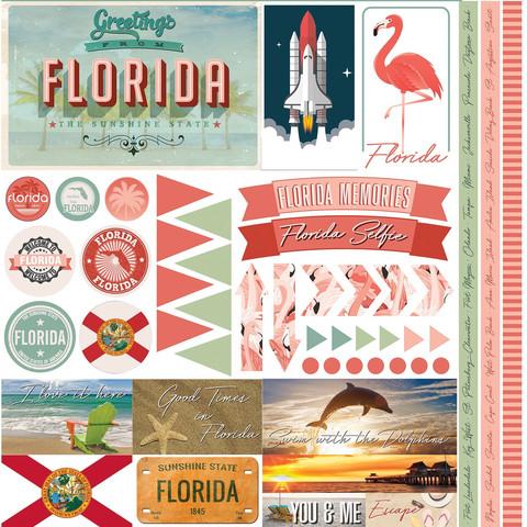 Reminisce tarra-arkki Florida