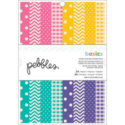 Pebbles Basics -paperipakkaus